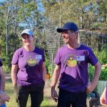 Gifted Gardeners attract Gardening Royalty